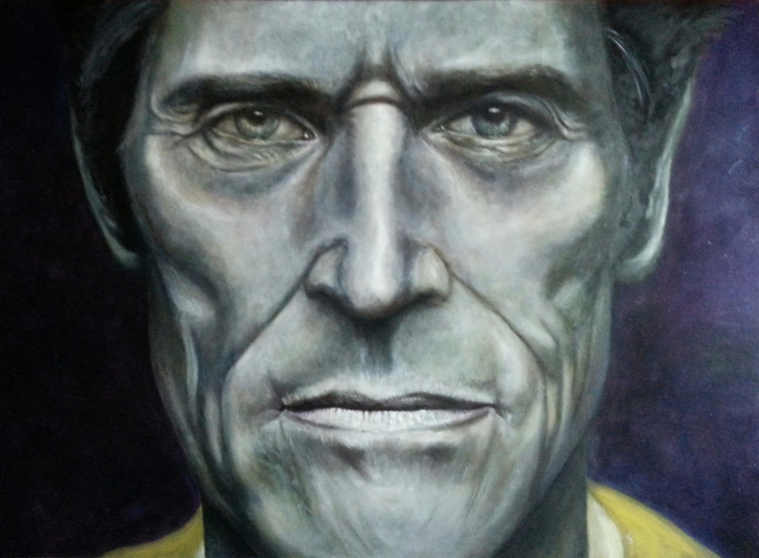 Willem Dafoe by didgdot